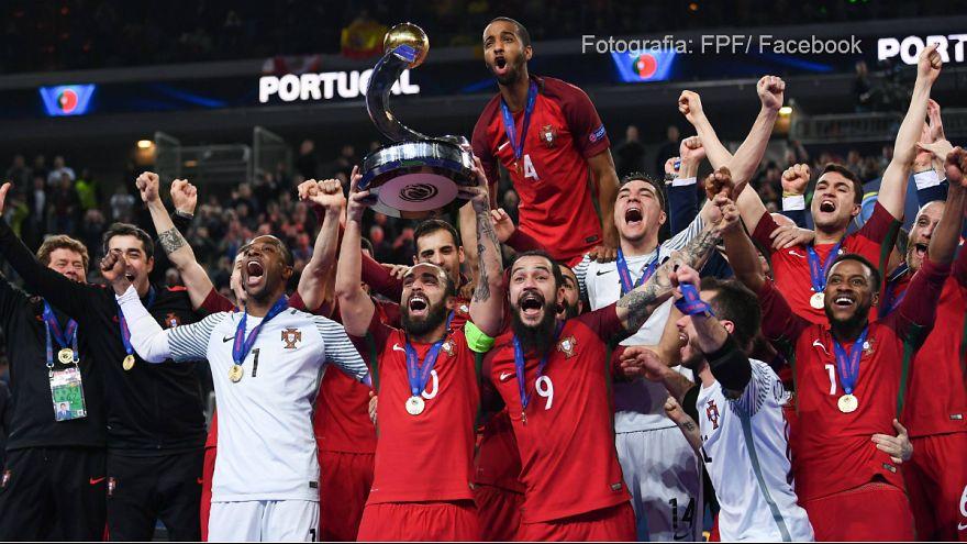 Euro2018 de Futsal  Ordem de Mérito para os campeões europeus de ... 53d435a2a8891