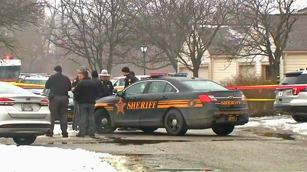 ABD'de iki polis vurularak öldürüldü