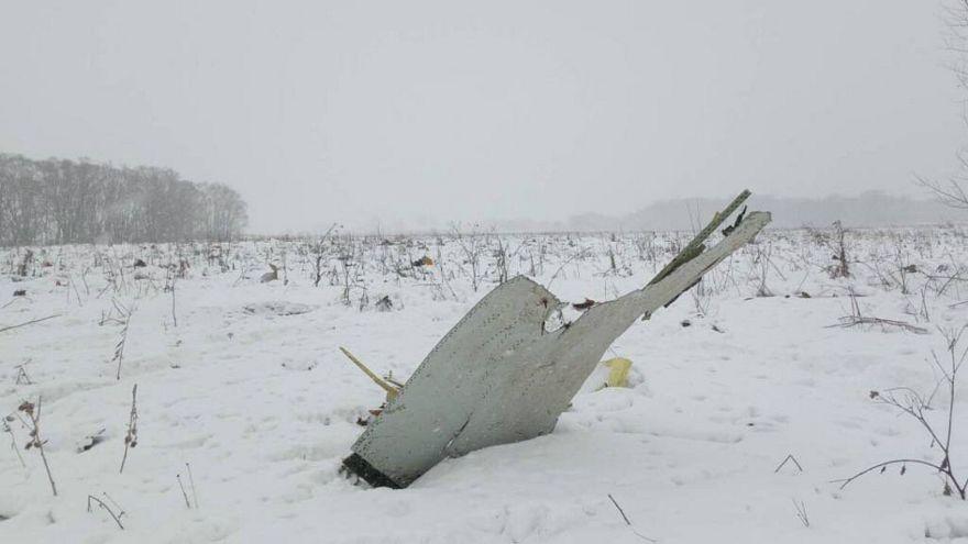 مقتل 71 شخصا في تحطم طائرة ركاب روسية بموسكو