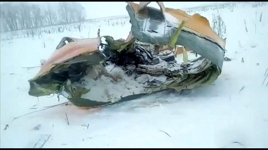 Russia, precipita un aereo di linea: 71 morti