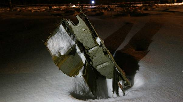 همه ۷۱ سرنشین هواپیمای روسیه جان باخته اند