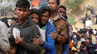 المسلمون الروهينغا في بنغلادش