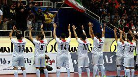 فوتسال ایران بار دیگر بر بام آسیا