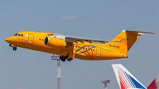 Flugzeug mit 71 Menschen an Bord bei Moskau abgestürzt