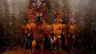 Tradições carnavalescas em Oruro