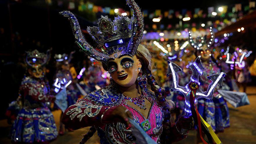 Bolivie : le carnaval qui a du souffle