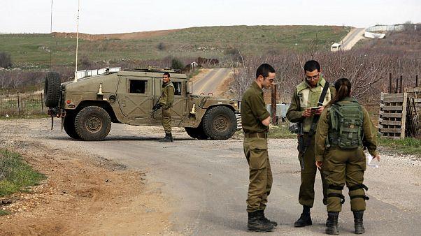 İsrail jeti düştü bölgede tansiyon yükseldi