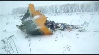 Repülőszerencsétlenség Moszkvánál, 71 halott