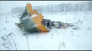 Russie : l'explosion d'un moteur à l'origine du crash