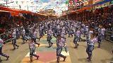 Un carnaval para la virgen de Oruro