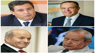 عائلتان مصريتان ووزير مغربي ورجل أعمال جزائري ضمن قائمة فوربس لأغنى أغنياء إفريقيا