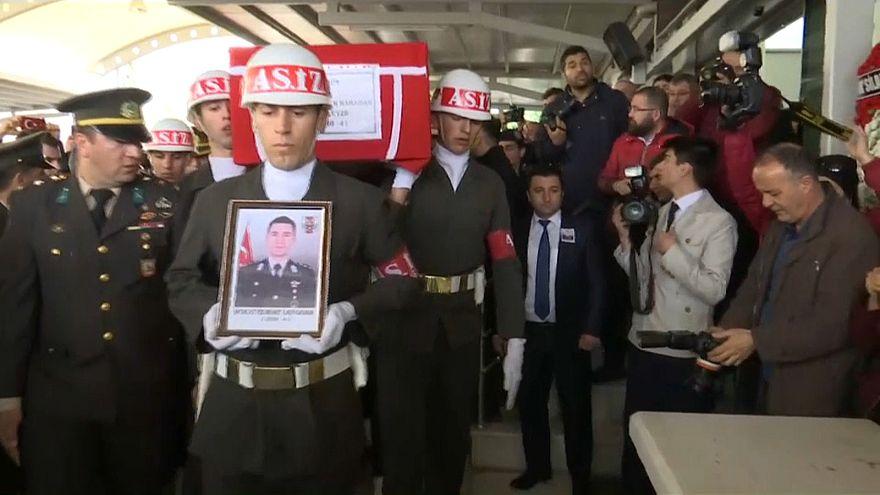 Afrin Harekatı: 48 stratejik nokta ele geçirildi