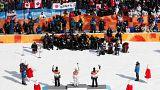 Πιονγκτσάνγκ 2018: Τα μετάλλια της δεύτερης ημέρας