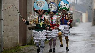 De norte a sur, de este a oeste: España celebra el carnaval
