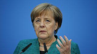 """""""Ich halte Versprechen ein"""": Merkel will gesamte Legislaturperiode regieren"""