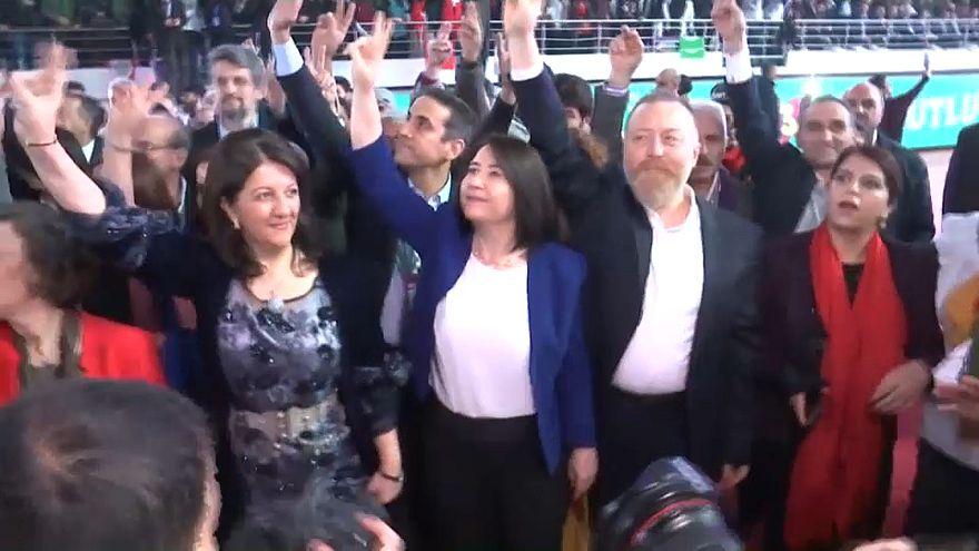 Turquie : deux nouveaux leaders à la tête du HDP
