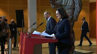 """El SPD """"aparca"""" el reparto de carteras en Alemania"""