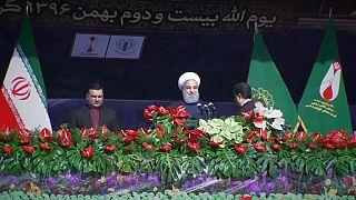 Iranians mark anniversary of Islamic Revolution