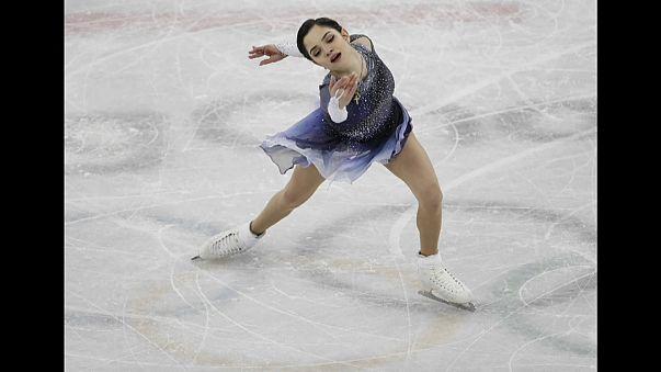 Медведева выиграла короткую программу