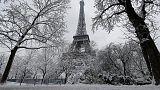 برج إيفل في العاصمة باريس