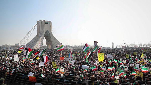 L'Iran commémore la révolution de 1979