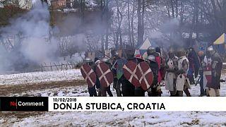 Köylüler şövalyelere karşı bir kez daha ayaklandı