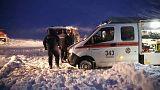 Se investigan todas las hipótesis del siniestro del Antonov ruso