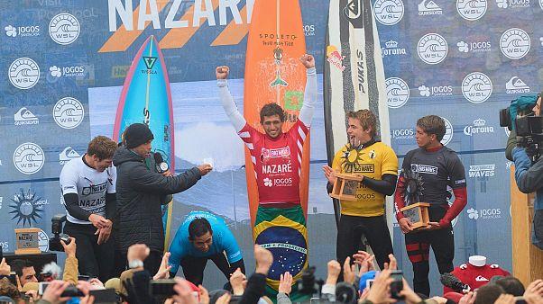 Lucas Chianca lett az óriás hullámok bajnoka