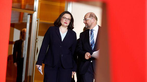 Germania: Schulz è il passato, Andrea Nahles è il presente del Spd