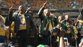 Güney Afrika'da Jacob Zuma'nın kader günü