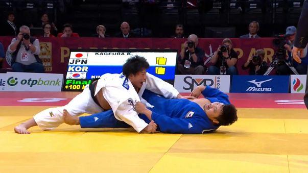 Judo, Grand Slam Parigi: Giappone protagonista della seconda giornata