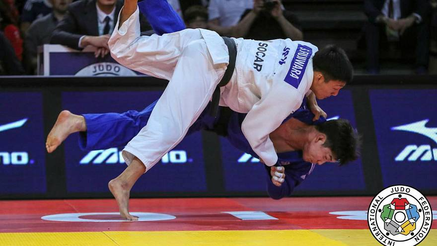 Judo: Paris Grand Slam nefesleri kesti