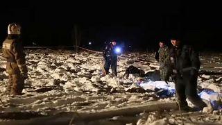 Nincs magyar áldozata az orosz légikatasztrófának