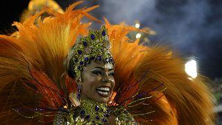 Carnevale, satira e spettacolo a Rio- Le più belle foto dal sambodromo