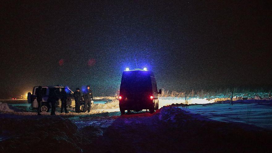 Autoridades procuram causas do desastre do Antonov