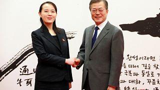 Medalha da Diplomacia para Pyongyang nos JO