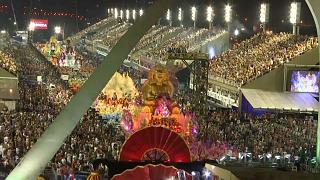 Rio Karnavalı: Samba ülkesinde dans, müzik ve eğlence