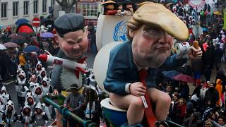 """""""Cimeira"""" internacional no Carnaval de Torres"""