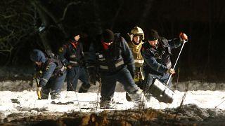 Crash en Russie : l'enquête débute