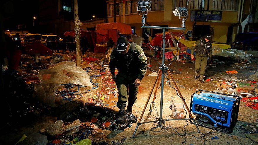 Bolivya'nın ünlü Oruro festivalinde patlama: 21 kişi hayatını kaybetti