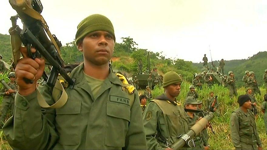 Mueren 18 mineros en un enfrentamiento con el Ejército en Venezuela