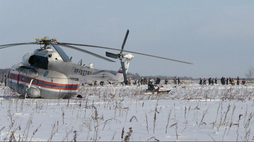 چرا هواپیمای مسافربری آنتونوف ۱۴۸ روسیه سقوط کرد؟
