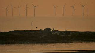 Europe powers up record levels of offshore wind energy