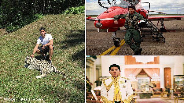 Ο υπερπλούσιος πρίγκιπας του Μπρουνέι και το...instagram!