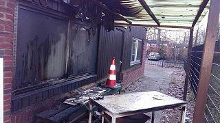 اضرام النار بمسجد في دراختن بهولندا
