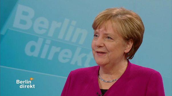 Germania: Merkel rivendica l'accordo per la Grande Coalizione