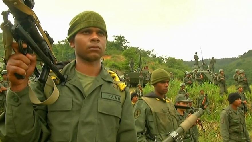 18 mineiros morrem em confrontos com o exército na Venezuela