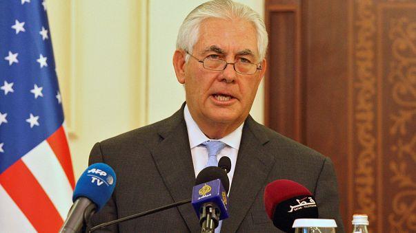 تيلرسون: الولايات المتحدة تدعم إجراء انتخابات حرة ونزيهة في مصر