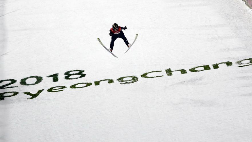 Jogos Olímpicos de Pyeongchang a -25°C