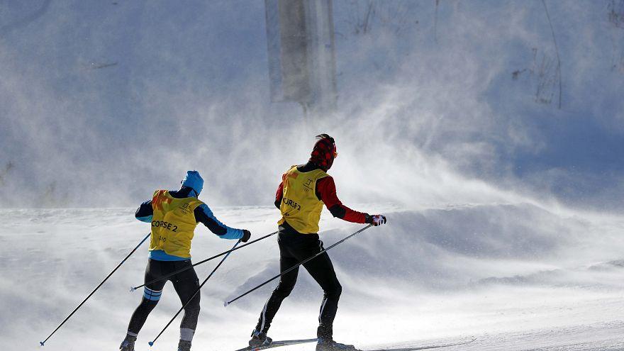 Unterbrechen und Erbrechen: Probleme bei Olympischen Spielen